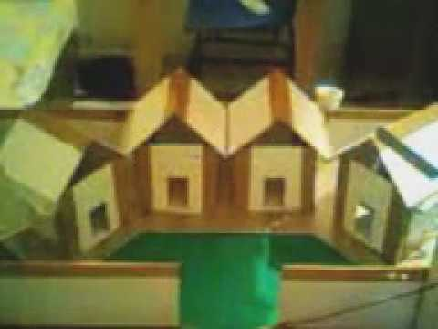 Eco house science project