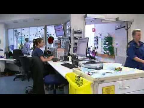 Four-hour hospital emergency rule saving lives - ABC News (Australian Broadcasting Corporation).flv