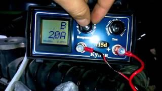 Зарядное устройство Кулон 715-d (Обзор+модернизация)