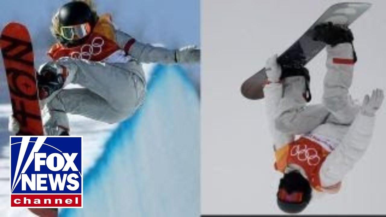 Shaun White, Chloe Kim: The tricks behind snowboard tricks #1