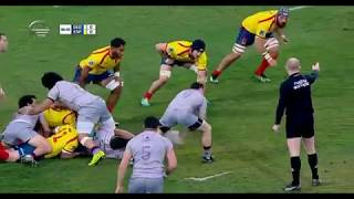 Rugby - Rugby Europe Championship - 2018 - Georgia-Spain (full match)
