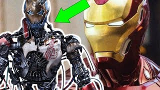 Avengers: Endgame - Ultron Returns Theory Explained