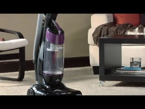 Cleanview 174 Upright Vacuum With Onepass Technology Youtube