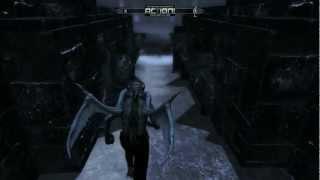 Skyrim: Dawnguard hidden chests in Boneyard section of the Soul Cairn HD