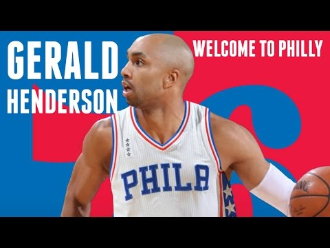 Welcome To Philly || Gerald Henderson Highlights ᴴᴰ