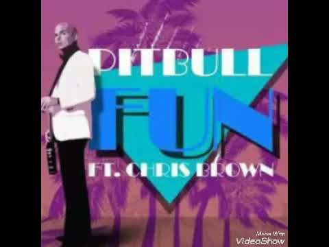 Pitbull - Fun (feat. Chris Brown) (SJ Mix)