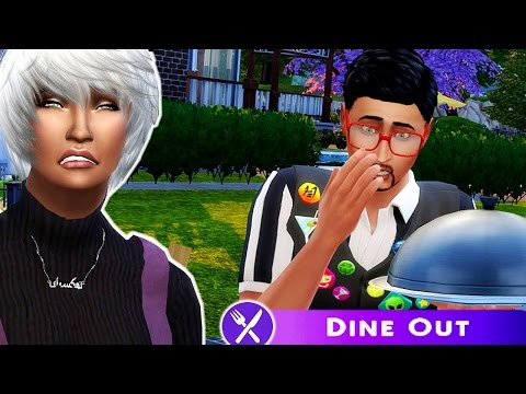 The Sims 4 Dine Out | Part 2