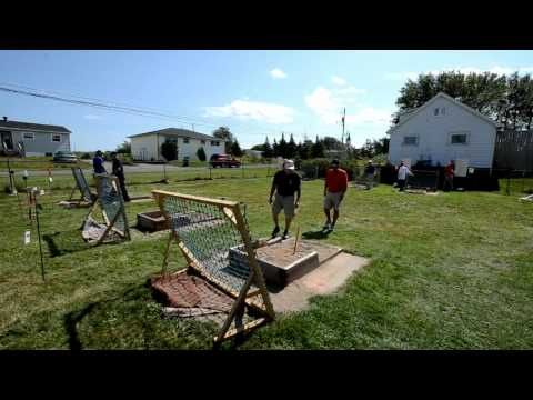 Canada 55+ Games 2012 Cape Breton DVD Cut