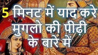 Gk Babar History In Hindi | Mughal Emperor |Babar Biography, History And Facts In 5m | Gyani Point.