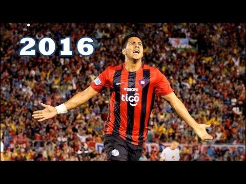 Cecilio Domínguez ● Cerro Porteño ● Goles, Asistencias, Mejores Jugadas 2016