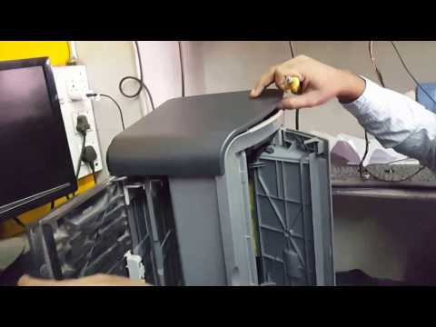 canon lbp 2900 disassembly / and its parts step by step video