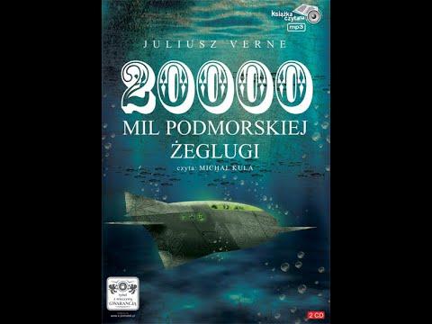 2000 MIL PODMORSKIEJ ŻEGLUGI - Juliusz Verne - AudioBook, do słuchania w podróży, MP3