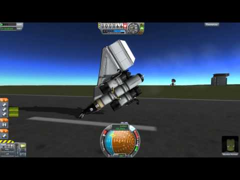 Kerbal Space Program - Yet Another Musical Collection Of Crashes