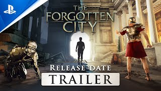 The Forgotten City - Release Date Trailer | PS5, PS4
