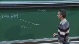 Maxim Kazarian - 3/3 Mathematical Physics of Hurwitz numbers