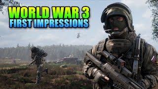 World War 3 First Impressions & Gameplay