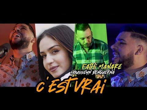 Fethi Manar ft. Housseyn Benguerna - C'est Vrai (Official Music Vidéo 2021)