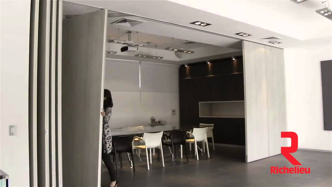 Richelieu Hardware Ducasse Sigma Wood Concealed Sliding Doors Youtube