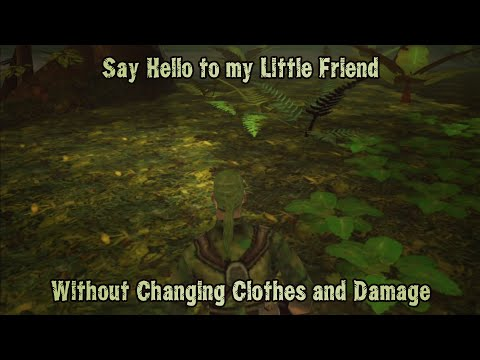 Hitman: Codename 47 - Say Hello to my Little Friend Without Changing Clothes |