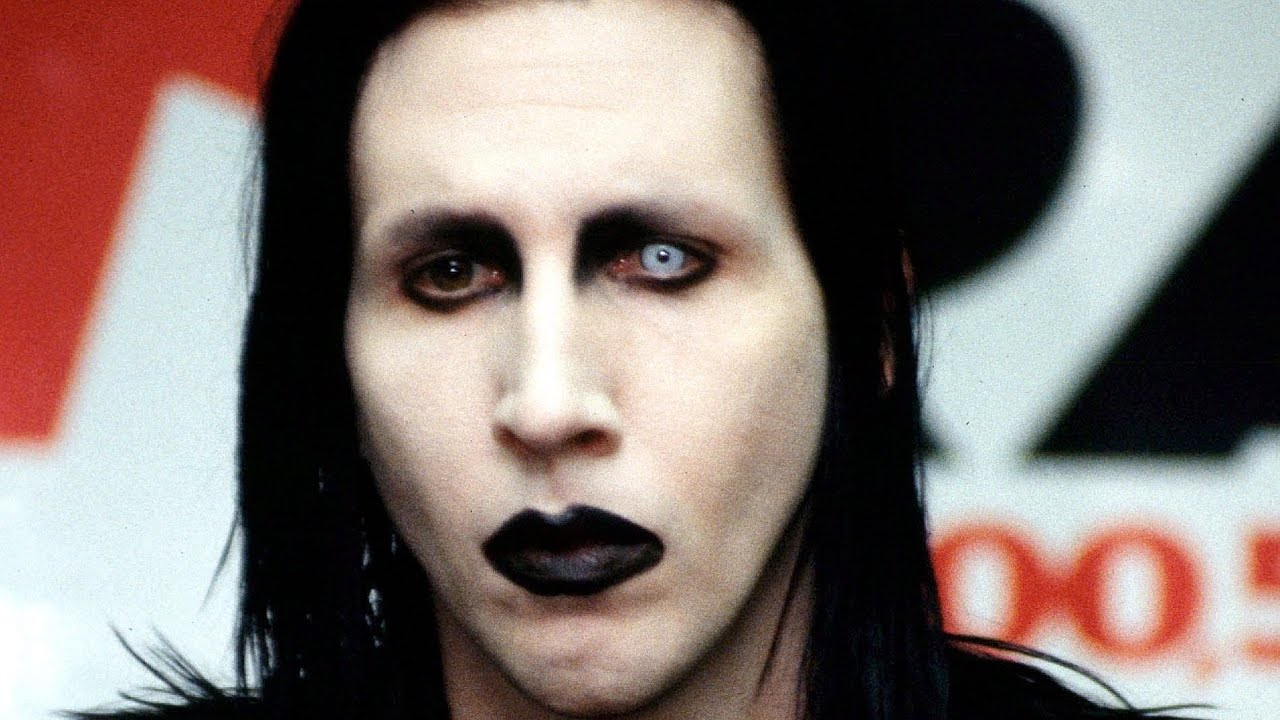 Marilyn Manson Starts A Riot Over A Smiley Face - Apr 28 - Today In Music