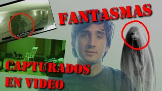 FANTASMAS CAPTURADOS EN VIDEO - Kevo