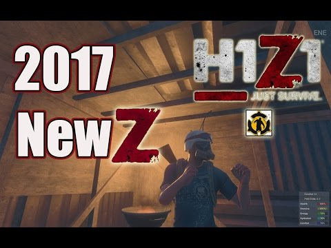 H1Z1 Just Survive Gameplay 🔫 | News 2017 | What Now? - YouTube