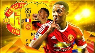FIFA 20 : MARTIAL 85 RTTF SQUAD BUILDER BATTLE !! 😱🔥