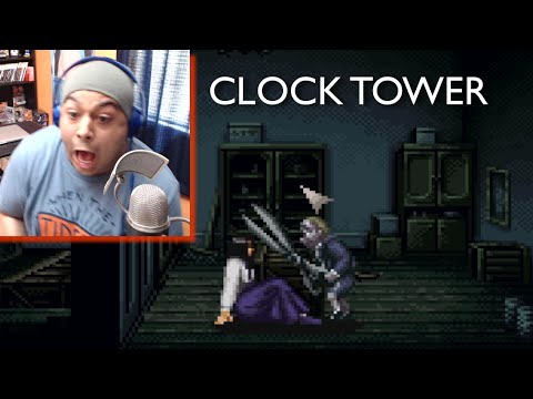 HOW THE F#%K DID THIS SCARE ME!? [CLOCK TOWER] [SNES]