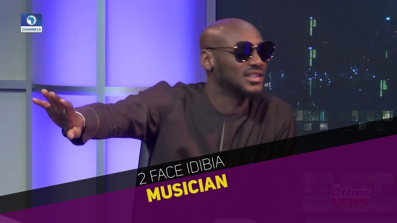 EXCLUSIVE: 2 Face Idibia Discusses Politics And Music With Okey Bakassi | The Other News