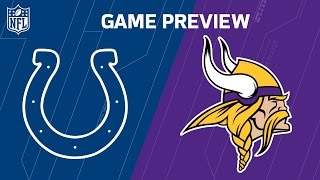 Colts vs. Vikings   NFL NOW   Week 15 Previews