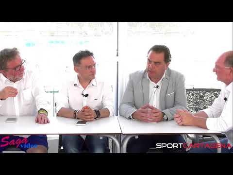 Tertulia en Ilusión Sport Center 28-05-18 (Majadahonda-FC Cartagena)