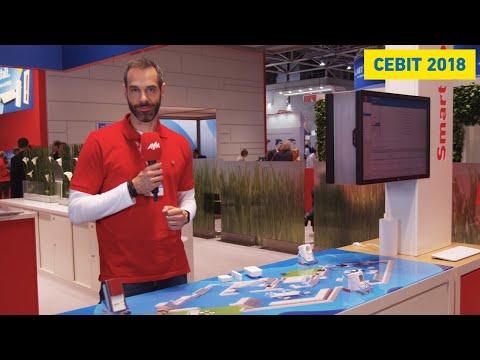 Lo más destacado de AVM en CEBIT 2018