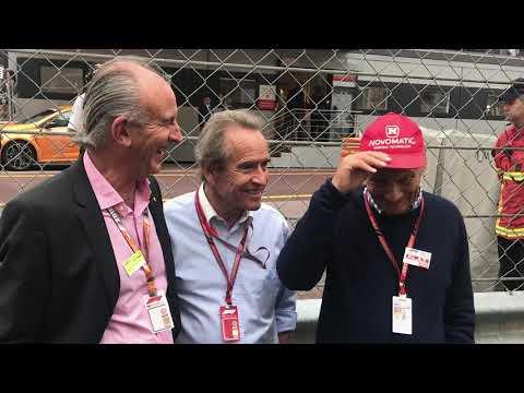 Tim Schenken OAM pays tribute to Niki Lauda