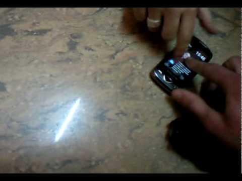 Разбиване на Samsung S5560