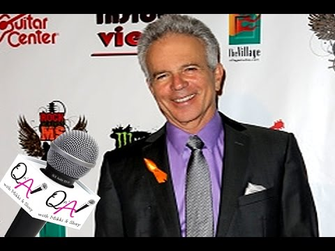 "TONY DENISON of MAJOR CRIMES ""inside view"" interview ROCK AGAINST MS Benefit"