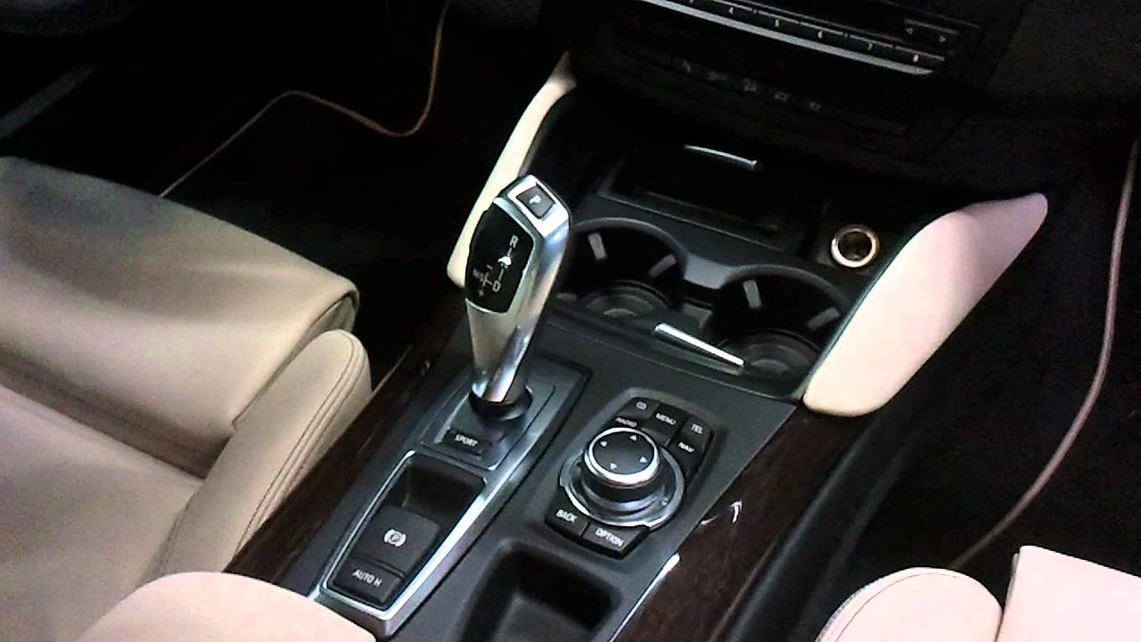Bmw X6 2012 Back And Leather Interior Youtube