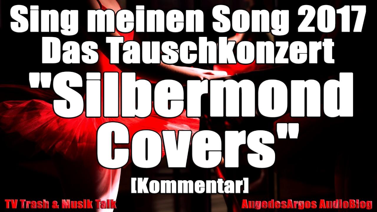 Sing Meinen Song 2017 Das Tauschkonzert Silbermond Stefanie