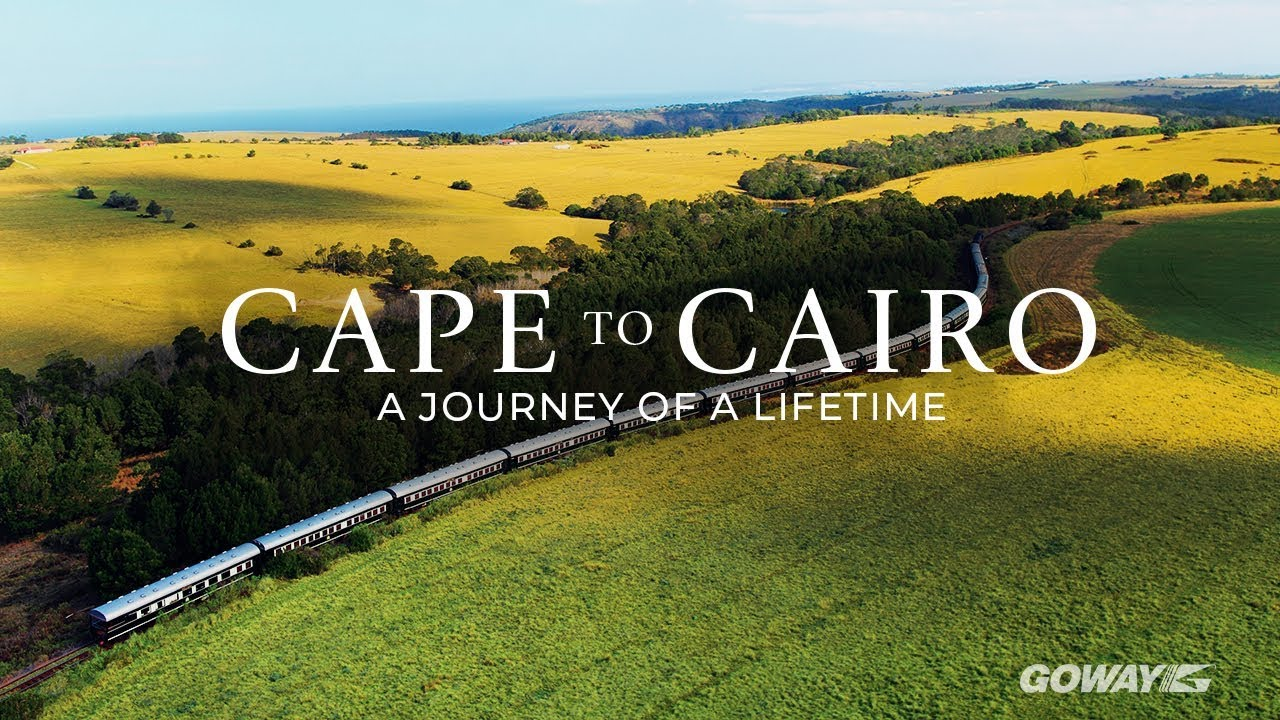"""A Journey Like No Other"" — The Cape to Cairo Journey of a Lifetime 