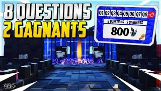 Fortnite : 8 Questions, 2 Gagnants ! Money Drop - ( Fortnite Sauver le Monde )