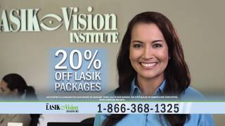 Topography Guided LASIK at The LASIK Vision Institute 2:00