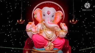 Om gan ganpataye namo namah siddhivinayak namo namah ringtone Ganesh ji ki aarti Pradeep rathore ❤️