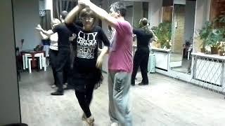 Урок меренге для начинающих любителей латиноамериканских танцев. Merengue