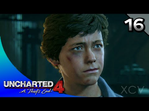 UNCHARTED 4: A Thief's End Walkthrough Part 16 · Chapter 16: The Brothers Drake (100% Collectibles)