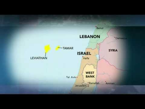 Israel Starts Offshore Production from Tamar 10 Trillion cf Massive Gas Reserves!