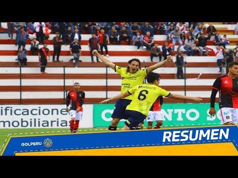 Deportivo Municipal vs. Melgar (4-0)