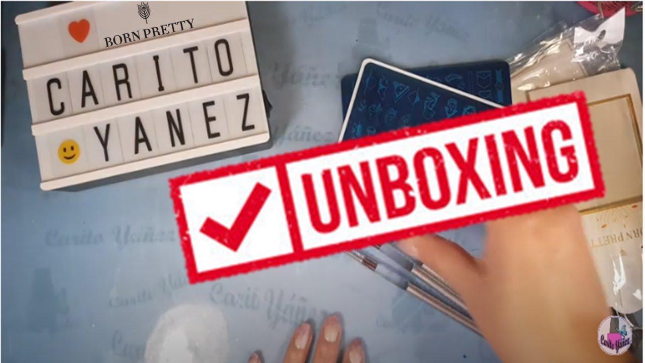 BornPretty #UNBOXING PERDÓN ESTE SÍ ES #Amazon #Aliexpress