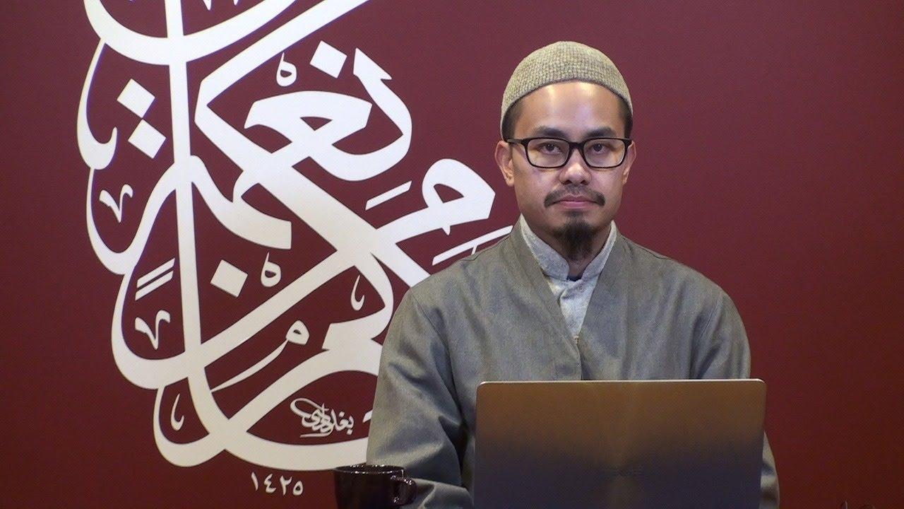 Lesson 7 - Shaykh Abdul Hadi | Akhlaq Al Adudiya