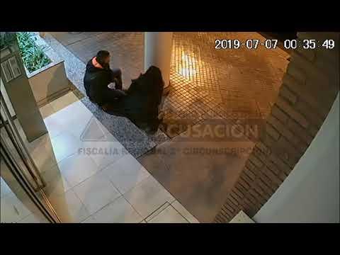 Detienen al autor de un ataque sexual gracias a un video que fue difundido por Fiscalía