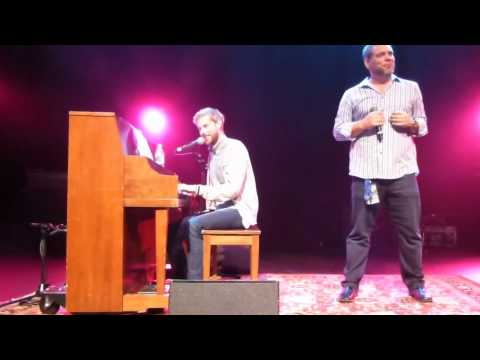 Andrew McMahon  Piano Man 97X Green Room: One Night Only