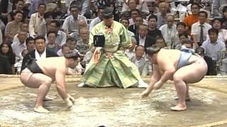 Осенний турнир по сумо 2012-го года 13-15 дни (Аки басё / Aki basho)